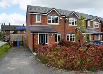 Thumbnail 3 bed semi-detached house for sale in Brook Close, Gee Cross, Hyde