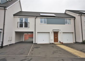 Thumbnail 2 bed flat for sale in Buckthorn Road, Coalville
