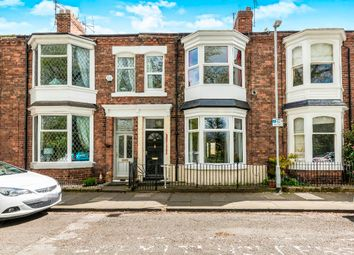 Thumbnail 4 bed terraced house for sale in Victoria Embankment, Darlington