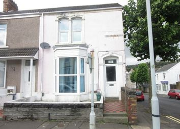 Thumbnail 4 bedroom end terrace house to rent in Marlborough Road, Brynmill, Swansea. 0Dz.