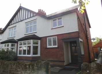Thumbnail 4 bed semi-detached house to rent in Taunton Road, West Bridgford, Nottingham