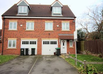 Thumbnail 4 bed semi-detached house for sale in Galton Drive, Great Barr, Birmingham