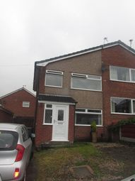 Thumbnail 3 bed semi-detached house to rent in Dalbeattie Rise, Wigan
