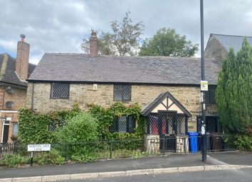 Thumbnail 4 bed cottage for sale in Norton Lees Lane, Sheffield