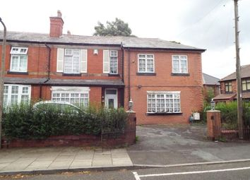 Thumbnail 4 bed semi-detached house for sale in Dartmouth Road, Whitefield, Manchester, Greater Manchester