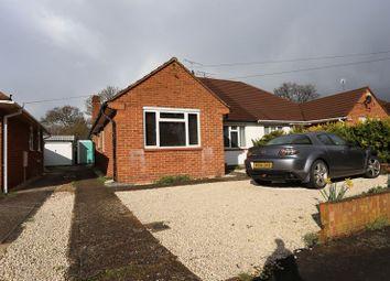 Thumbnail 3 bedroom semi-detached bungalow for sale in Roslyn Road, Woodley, Reading