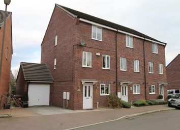 Thumbnail 4 bed property for sale in Hetton Drive, Clay Cross, Chesterfield