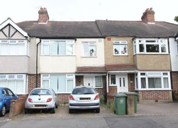 Thumbnail 3 bed terraced house for sale in Matlock Crescent, North Cheam, Sutton