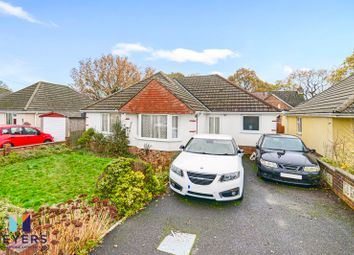 3 bed bungalow for sale in Hamble Road, Oakdale, Poole BH15