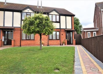 Thumbnail 2 bed end terrace house for sale in Muirfield, Waltham