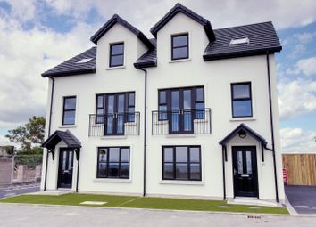 Thumbnail 4 bed town house for sale in Burr Point Cove, Ballyhalbert