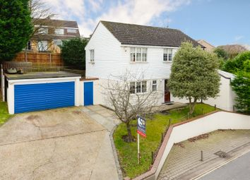 Thumbnail 4 bedroom detached house for sale in Ware Street, Maidstone