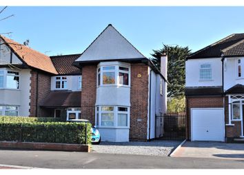 Thumbnail 4 bed semi-detached house for sale in Main Road, Romford