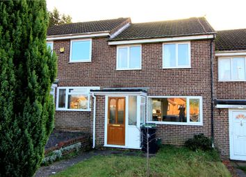 Thumbnail 3 bed terraced house for sale in Leeson Drive, Ferndown