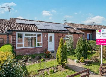 Thumbnail 2 bedroom terraced bungalow for sale in St Andrews Way, Blofield, Norwich