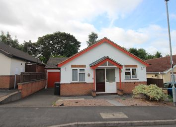 Thumbnail 3 bed bungalow to rent in Anthony Drive, Leicester
