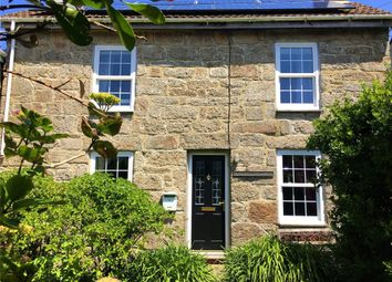 Thumbnail 3 bed detached house for sale in Lower Boscaswell, Pendeen, Penzance, Cornwall
