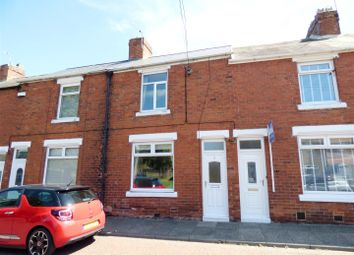 Thumbnail 2 bed terraced house for sale in James Terrace, Fencehouses, Houghton-Le-Spring
