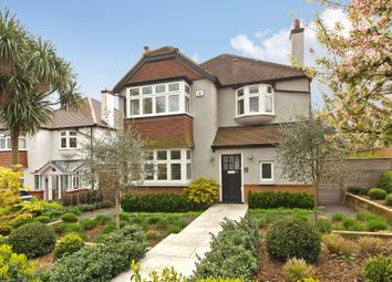 Thumbnail 5 bed detached house for sale in Arterberry Road, London