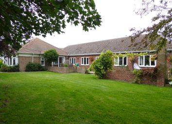Thumbnail 8 bed detached bungalow for sale in Outwell - Nr Wisbech, Cambridgeshire