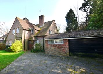 Thumbnail 3 bed detached house for sale in Southwell Park Road, Camberley, Surrey