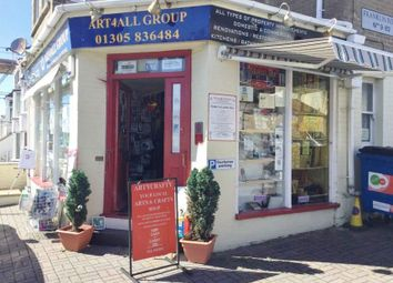 Thumbnail Retail premises for sale in 132 Abbotsbury Road, Weymouth