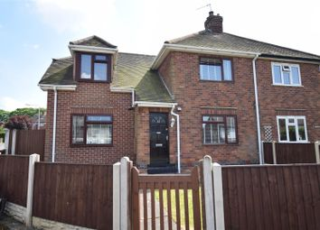 Thumbnail 4 bed semi-detached house for sale in Station Road, Awsworth, Nottingham