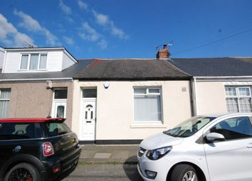 Thumbnail 2 bed cottage for sale in Brockley Terrace, Boldon Colliery