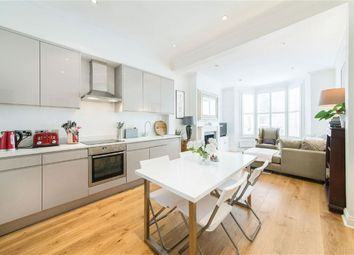 Thumbnail 2 bed flat for sale in Pursers Cross Road, London