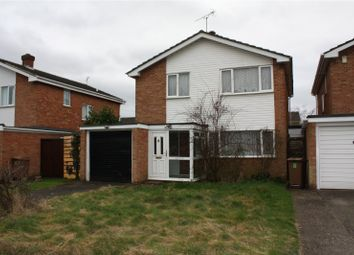 Thumbnail 3 bed detached house for sale in Nash Close, Earley, Reading, Berkshire