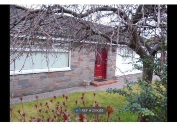 Thumbnail 3 bed bungalow to rent in Claremont Area, Alloa