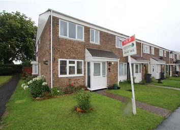 Thumbnail 4 bed end terrace house to rent in Nursery Close, Feltham
