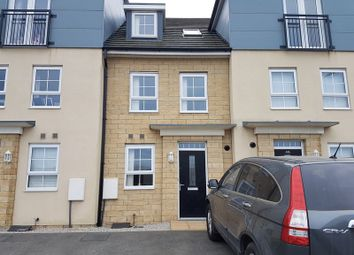 Thumbnail 4 bedroom town house for sale in New Quay Road, Lancaster