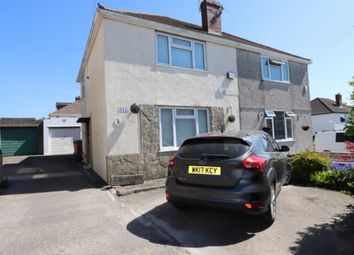 Thumbnail 3 bed semi-detached house for sale in Braddons Hill, Plymouth