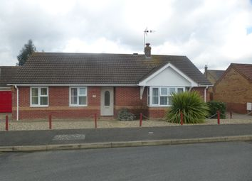 Thumbnail 3 bed detached bungalow for sale in Plover Road, Watton, Thetford