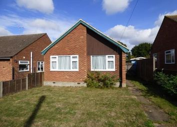 Thumbnail 2 bed bungalow for sale in Bowers Road, Benfleet