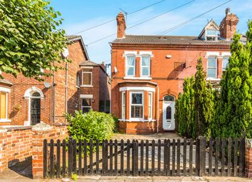Thumbnail 4 bed semi-detached house for sale in Queens Road, Town, Doncaster
