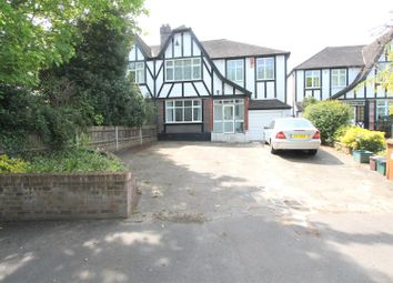 Thumbnail 5 bed property to rent in Belmont Rise, Cheam, Sutton