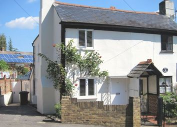 Thumbnail 2 bed semi-detached house for sale in Middle Hill, Englefield Green, Egham