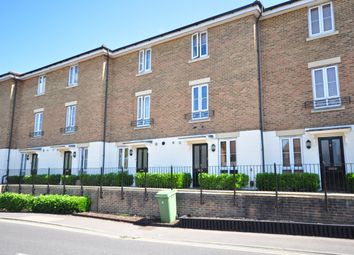 Thumbnail 4 bed town house to rent in Bridgeside Mews, Tovil, Maidstone