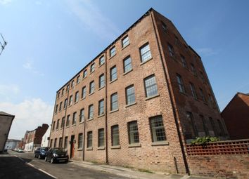 Thumbnail 2 bed flat for sale in 42 Brown Street, Macclesfield