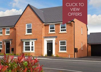 "Thumbnail 4 bed detached house for sale in ""Holden"" at Mount Street, Barrowby Road, Grantham"