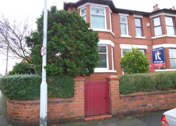 Thumbnail 4 bed semi-detached house for sale in Woodsmoor Lane, Stockport