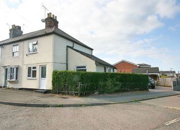 Thumbnail 2 bed end terrace house for sale in New Road, Tollesbury, Maldon, Essex