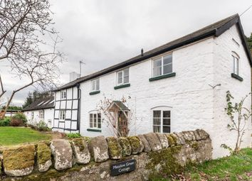 Thumbnail 4 bed cottage for sale in Whitbourne, Worcester, Worcestershire