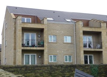 Thumbnail 2 bed flat to rent in Elland, West Yorkshire