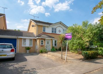 Thumbnail 4 bed semi-detached house for sale in Ware Point Drive, London