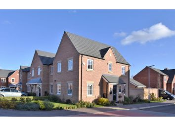 Thumbnail 3 bed semi-detached house for sale in Turnpike Gardens, Bedford