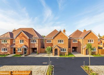 Thumbnail 5 bed detached house for sale in Foreman Road, Ash, Guildford