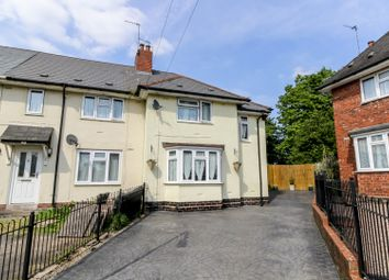 Thumbnail 5 bed end terrace house for sale in Kipling Road, Fordhouses, Wolverhampton